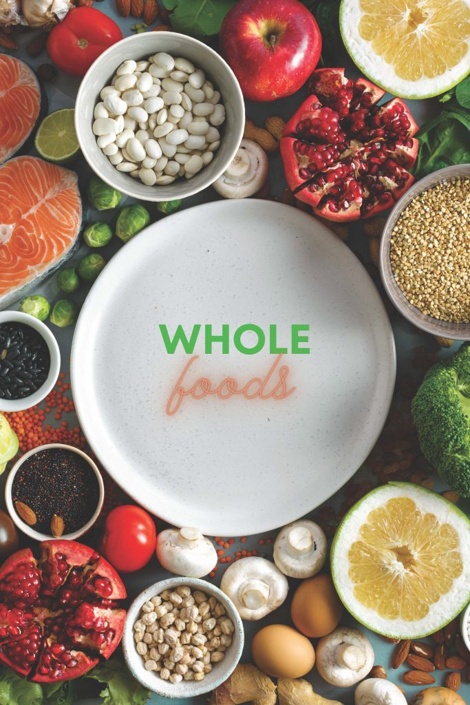 Whole foods for weight loss